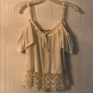 American Rag lace blouse